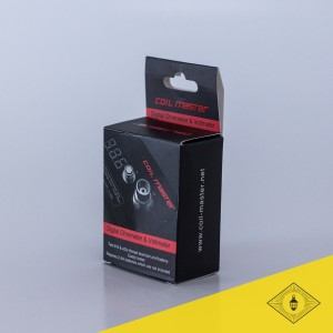 Coil Master - Ohm Meter Tester