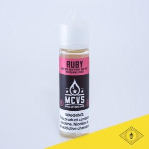 Music City Vape Sauce - Ruby
