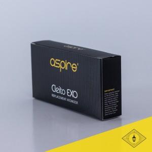Aspire - Cleito EXO Coil Heads