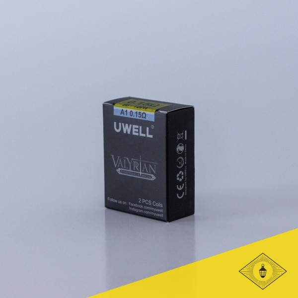 Uwell - Valyrian Coil Heads