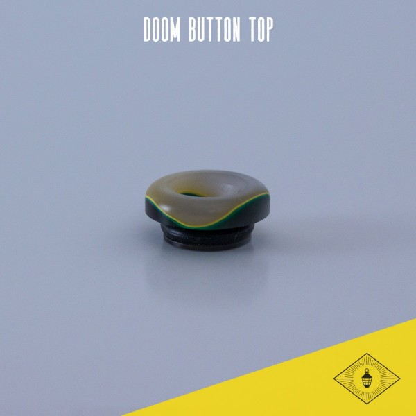 Double Helix Designs - Button Top (for Aspire Cleito 120)