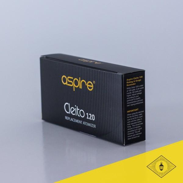Aspire - Cleito 120 Coils