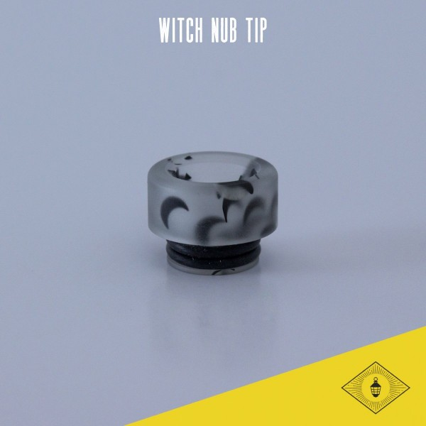 Double Helix Designs - Nub Tips (for Kennedy, Griffin, and Goon RDAs and TFV8 Tanks)